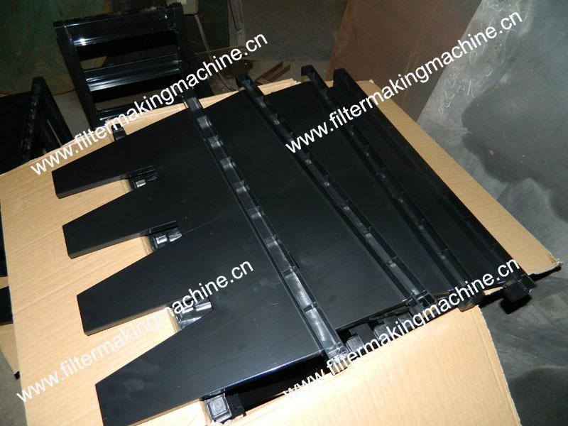 HEPA Filter Plastic Frame 8