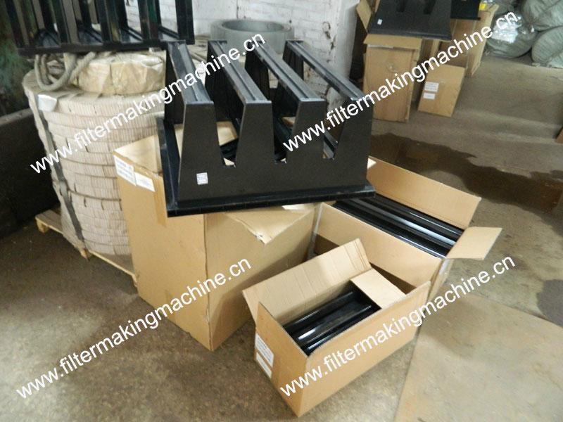 HEPA Filter Plastic Frame 9