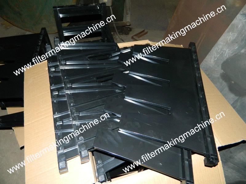 HEPA Filter Plastic Frame 10