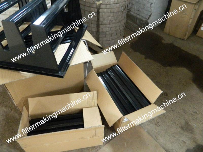 HEPA Filter Plastic Frame 12