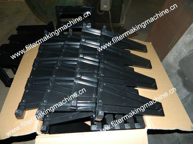 HEPA Filter Plastic Frame 14
