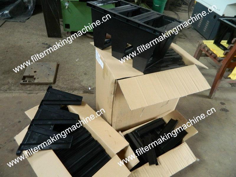 HEPA Filter Plastic Frame 17