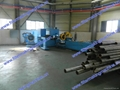 stainless steel duct machine