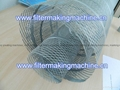 expanded mesh spiral core machine sc15 2