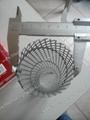 wire mesh tube forming machine