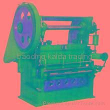 filter mesh producing machine