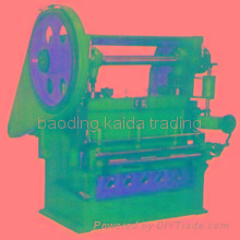 filter mesh producing machine