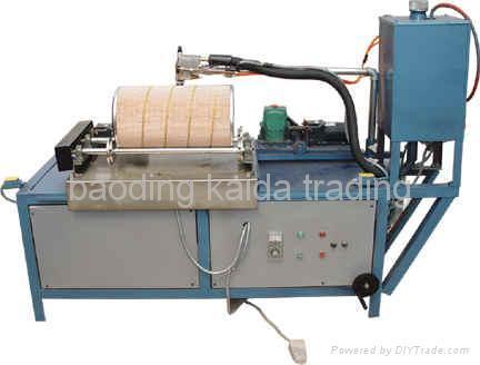Horizontal Gluing Machine