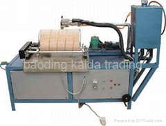 Horizontal Gluing Machine