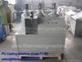 Semi Auto PU Casting Machine (PU-1)