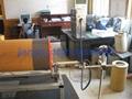 Printer for air filter