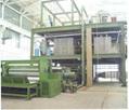 PP spunbond nonwoven production line