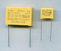 X2安规电容器