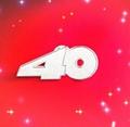大潮起珠江改革開放四十週年徽章