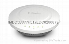 EAP600神腦engenius酒店商場無線覆蓋專用吸頂無線AP