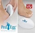 Ped egg /pedi foot/Foot buddy