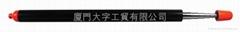 大字牌 B61S  7节不锈钢伸缩导游旗杆