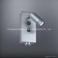 LED Wall light with spot light
