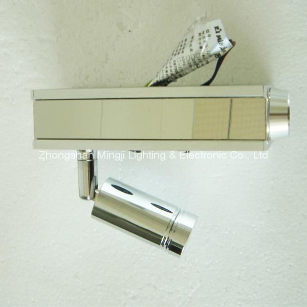 LED Wall light with spot light  3
