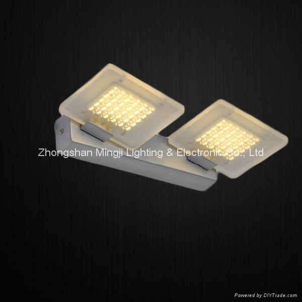 LED Single wall lamp family series wholesale  2