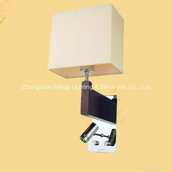 Bedside reading lamp & Hotel lamp 3