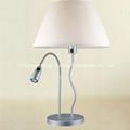 Hotel table lamp Reading lamp Task light