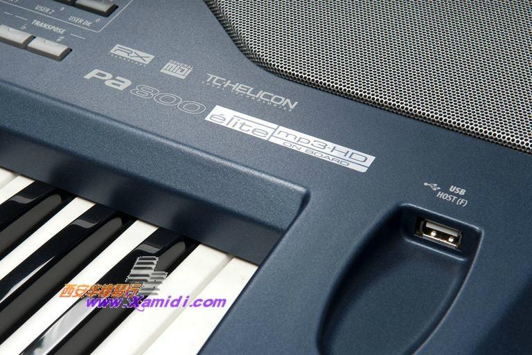 KORG Pa800 Elite合成器编曲机 2