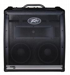 美国百威(PEAVEY)KB5专业键盘音箱 电鼓音箱