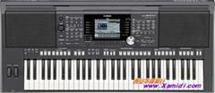 雅马哈PSR-S750 高端编曲电子琴