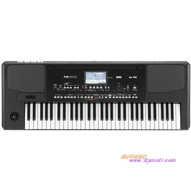 KORG Pa300自动伴奏琴 送民乐音色 1