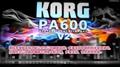 KORG Pa600 V2.0马头琴音色完美版 2