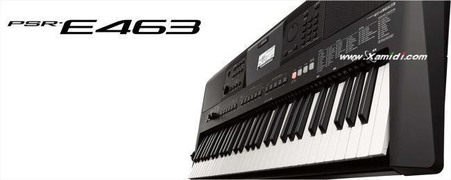 雅马哈PSR-E463演奏电子琴送DJ节奏2018 2