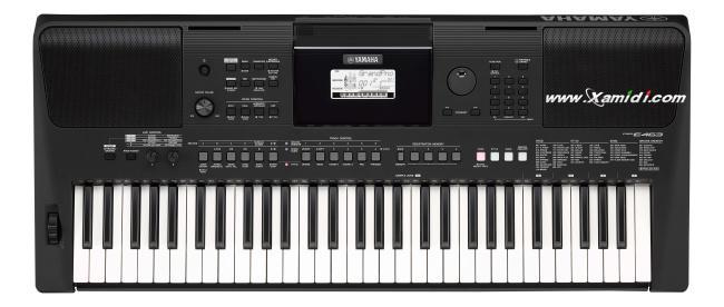 雅马哈PSR-E463演奏电子琴送DJ节奏2018 3