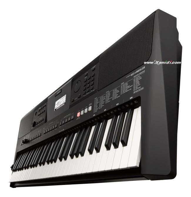 雅马哈PSR-E463演奏电子琴送DJ节奏2018 4
