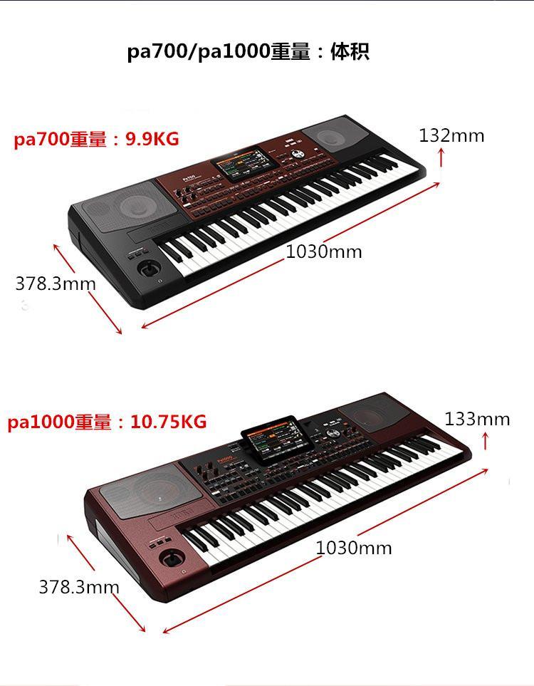 科音KORG Pa700编曲电子琴-送中文操作视频 3