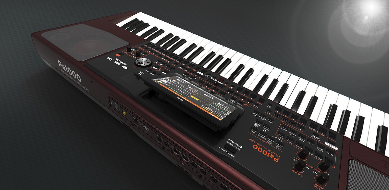 科音 Pa1000编曲键盘 2