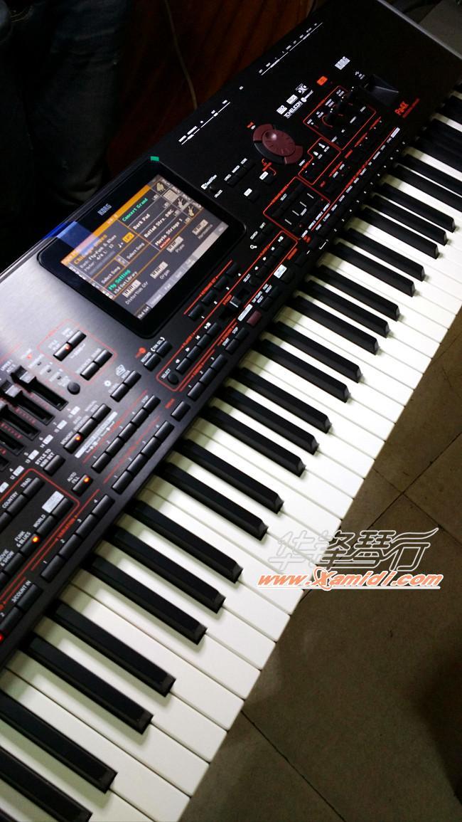 科音KORG Pa4X 61.76键专业编曲机送民乐音色 5