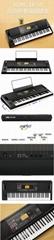 KORG科音EK50便攜式編曲鍵盤電子琴