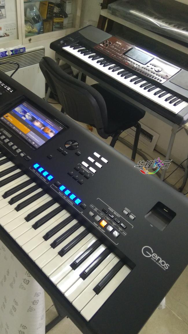雅马哈Genos[数码音乐工作站 3