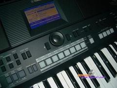雅馬哈PSR-S650電子琴