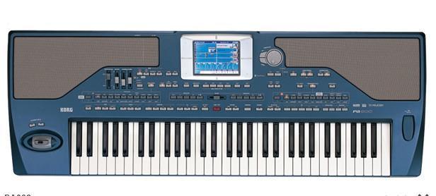 KORG Pa800 Elite合成器编曲机 1