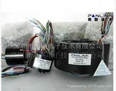 PSR-T38/50/70/100過孔型導電滑環