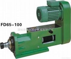 FD65-100 钻孔主轴头