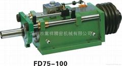 FD75-100 钻孔主轴头