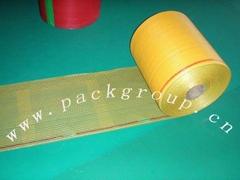 raschel bags in rolls