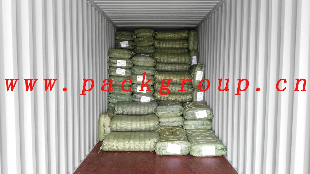 sell green pp rubbish bags  3