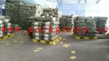 sell green pp rubbish bags  1