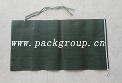 sell  pp woven sand bags