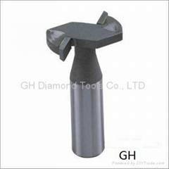 Diamond PCD woodworking cutter