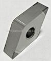 PCD Inserts Four Corner PCD Tools
